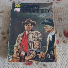 Cómics: FIDEL PRADO: CAMPO DORADO CITY. COL. ASES DEL OESTE Nº 319. Lote 295806438