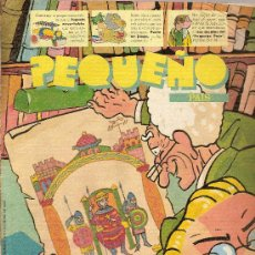Cómics: SUPLEMENTO DOMINICAL 'PEQUEÑO PAÍS', Nº 672. 15 DE OCTUBRE DE 1994.. Lote 5244301