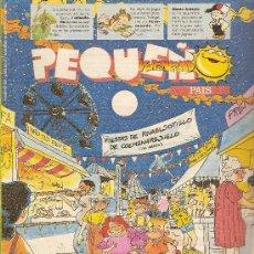 Cómics: SUPLEMENTO DOMINICAL 'PEQUEÑO PAÍS', Nº 665. 27 DE AGOSTO DE 1994.. Lote 5244345