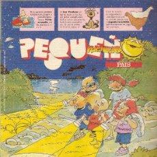 Cómics: SUPLEMENTO DOMINICAL 'PEQUEÑO PAÍS', Nº 664. 21 DE AGOSTO DE 1994.. Lote 5244349