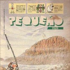 Cómics: SUPLEMENTO DOMINICAL 'PEQUEÑO PAÍS', Nº 642. 20 DE MARZO DE 1994.. Lote 5244358