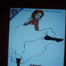 Cómics: MAMEN .PENDONES DEL HUMOR Nº 61.COMIC TAPA RUSTICA EL JUEVES 1990. Lote 25660948