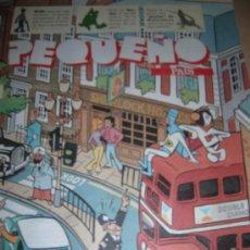 Cómics: EL PEQUEÑO PAÍS Nº 593. MATIAS, GROINK, BERNARDO, LUPO ALBERTO, GARFIELD, 13 RUE DEL PERCEBE, LEO. Lote 9647000