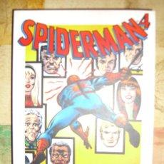 Fumetti: BIBLIOTECA GRANDES HEROES DEL COMIC. SPIDERMAN NUMERO - 4 CJ 43 - GORBAUD. Lote 10192818