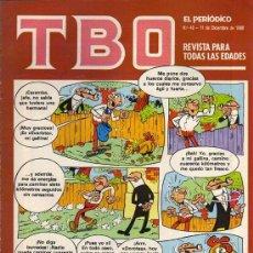 Cómics - TBO - EL PERIODICO Nº 49 - 10592755