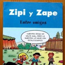 Cómics: ZIPI Y ZAPE - ENTRE AMIGOS - . Lote 21596544