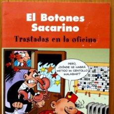 Cómics: EL BOTONES SACARINO - TRASTADAS EN LA OFICINA -. Lote 21596581
