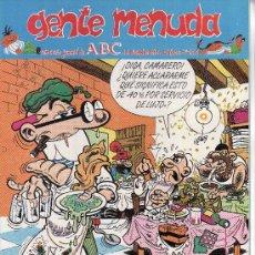 Cómics: ......GENTE MENUDA SEMANARIO JUVENIL DE ABC III EPOCA Nº 213. Lote 23128823
