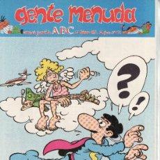 Cómics: ......GENTE MENUDA SEMANARIO JUVENIL DE ABC III EPOCA Nº 171. Lote 23132356