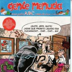 Cómics: ......GENTE MENUDA SEMANARIO JUVENIL DE ABC III EPOCA Nº 264. Lote 23128307
