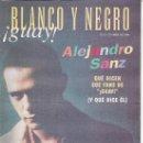 Cómics: ......BLANCO Y NEGRO ¡GUAY! Nº 11. Lote 23146324