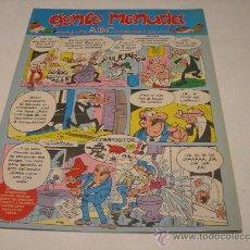 Cómics: 05/11 GENTE MENUDA, SUPLEMENTO SEMANAL DEL DIARIO ABC Nº 211. Lote 26851465
