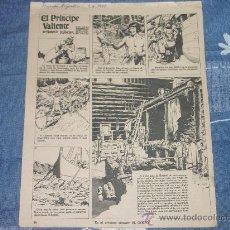 Cómics: EL PRINCIPE VALIENTE. ARGENTINA 1948. Lote 27032259