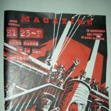 Comics : EL 23-F 23 F EN COMIC MAGAZINE SUPLEMENTO DE PERIODICO COMICS. Lote 27519941