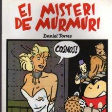 Cómics: EL MISTERI DE MURMURI SEGONA PART - DANIEL TORRES - NORMA EDICIÓN PARA EL OBSERVADOR - EN CATALÁN. Lote 28166679
