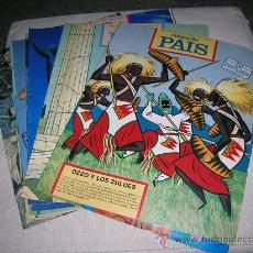 Cómics: 11 EJEMPLARES DEL PEQUEÑO PAIS 1991. Lote 28182150