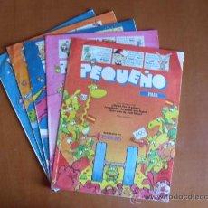 Cómics: LOTE PEQUEÑO PAÍS - 5 NÚMEROS -- AÑO 1992. Lote 28253542