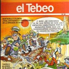 Cómics - EL TEBEO - Nº 49 - 28285098