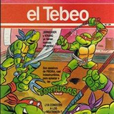 Cómics: EL TEBEO - Nº 24. Lote 28285122