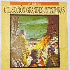 Cómics: COLECCIÓN GRANDES AVENTURAS, EL PERIÓDICO, LOS MERCADERES DE PIELES, VOLUMEN IV, Nº 24, BALLANTYNE. Lote 28584429