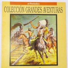 Cómics: COLECCIÓN GRANDES AVENTURAS, EL PERIÓDICO, BOTÍN DE SAQUEO, VOLUMEN IV, Nº 25, KARL MAY. Lote 28584431