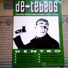 Cómics: DE TEBEOS Nº 2. Lote 28220462
