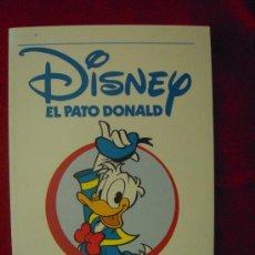 Cómics: EL PATO DONALD - DISNEY - CLASICOS DEL COMIC - RUSTICA. Lote 31041580