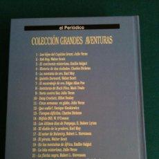 Cómics: GRANDES AVENTURAS-VOLUMEN 2. COMPLETO Y ENCUADERNADO. Lote 32015176