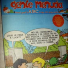 Cómics: ABC GENTE MENUDA. 357, 368, 383, 386, 392, 402, 403, 421, 422, 423, 425, 426, 427, 431, 432, 433.... Lote 33544045