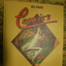 Cómics: COMICS. CLÁSICOS Y MODERNOS. EL PAÍS. AÑO 1988.. Lote 33650551