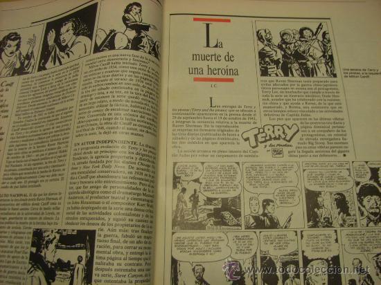 Cómics: Comics. Clásicos y modernos. El País. Año 1988. - Foto 2 - 33650551