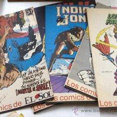 Cómics: LOS COMICS DEL SOL- -. Lote 34308597