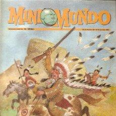 Cómics: LOTE 16 NÚMEROS MINIMUNDO - PERIÓDICO EL MUNDO - AÑO II - 1995. Lote 35658368