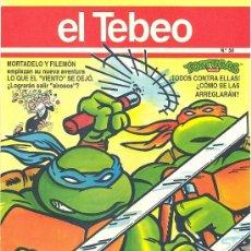 Cómics: TEBEO, EL Nº 30. Lote 35867508