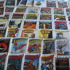 Cómics: COLECCION COMPLETA - 46 TOMOS- GRANDES HEROES DEL COMIC. Lote 38909837