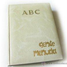 Cómics: SEMANARIO JUVENIL DE ABC GENTE MENUDA - III EPOCA TOMO 1. Lote 237767295
