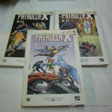 Cómics: PATRULLA X TOMOS 1-2 Y 3 BIBLIOTECA EL MUNDO. Lote 38436692