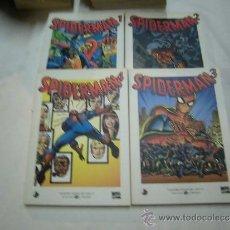 Cómics: SPIDERMAN TOMOS 1-2 -3 Y 4 BIBLIOTECA EL MUNDO . Lote 38436713