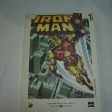 Cómics: IRON MAN TOMO 1 BIBLIOTECA EL MUNDO . Lote 38436801