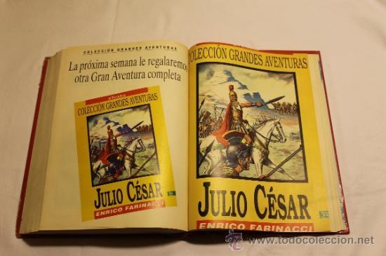 Cómics: GRANDES AVENTURAS DE EL PERIÓDICO - TOMOS 1 Y 3 - ENCUADERNADOS Y COMPLETOS - Foto 6 - 38593794