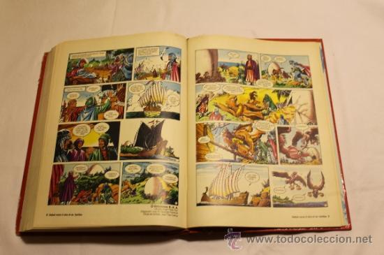 Cómics: GRANDES AVENTURAS DE EL PERIÓDICO - TOMOS 1 Y 3 - ENCUADERNADOS Y COMPLETOS - Foto 7 - 38593794