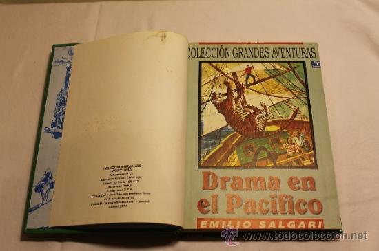 Cómics: GRANDES AVENTURAS DE EL PERIÓDICO - TOMOS 1 Y 3 - ENCUADERNADOS Y COMPLETOS - Foto 9 - 38593794