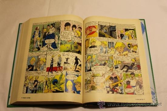 Cómics: GRANDES AVENTURAS DE EL PERIÓDICO - TOMOS 1 Y 3 - ENCUADERNADOS Y COMPLETOS - Foto 12 - 38593794