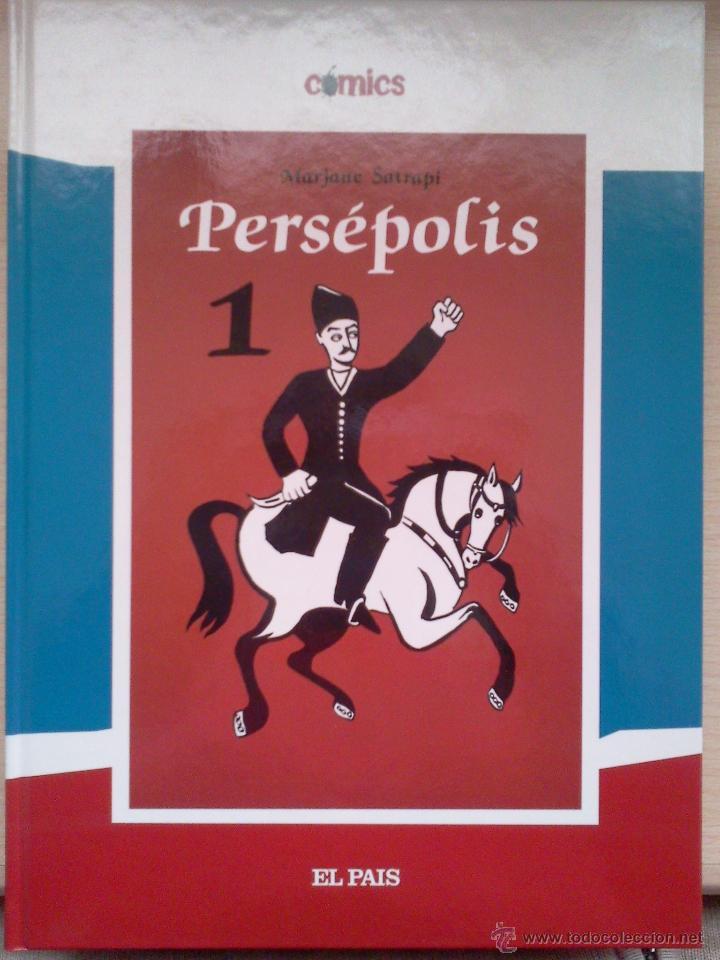 PERSÉPOLIS 1 Y 2 (Tebeos y Comics - Suplementos de Prensa)