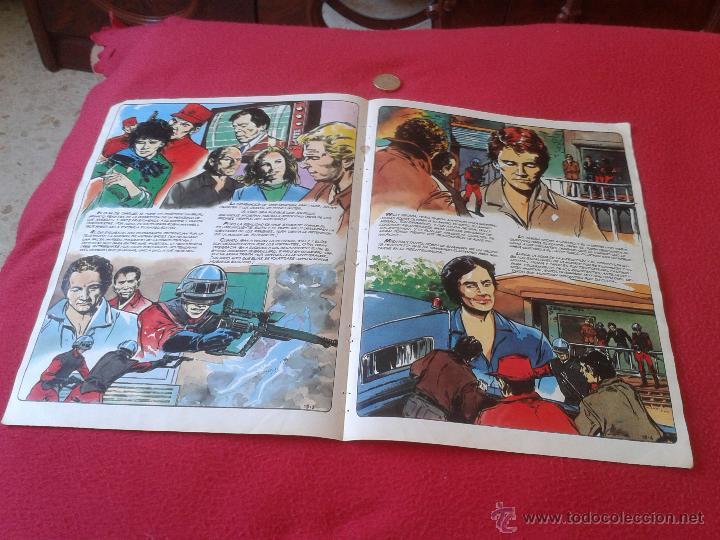 Cómics: COLECCIONABLE SERIE V LOS LAGARTOS REVISTA TELEINDISCRETA CAPITULO 15 EL HEROE ESCASO Y DIFICIL - Foto 2 - 40670310