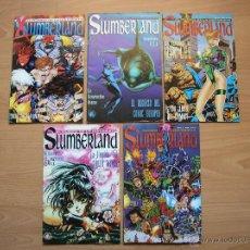 Cómics: SLUMBERLAND 6, 7, 8, 9, 11, 12, 13, 14 Y 15 - REVISTA DE COMICS - POSIBLE ENTREGA EN MANO EN MADRID. Lote 40832595