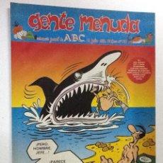 Cómics: GENTE MENUDA SEMANARIO JUVENIL-ABC-1993-N-191. Lote 42284505
