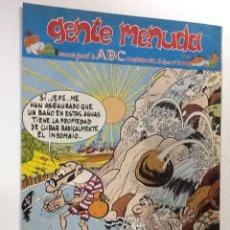 Cómics: GENTE MENUDA SEMANARIO JUVENIL-ABC-1993-N-200. Lote 42285658