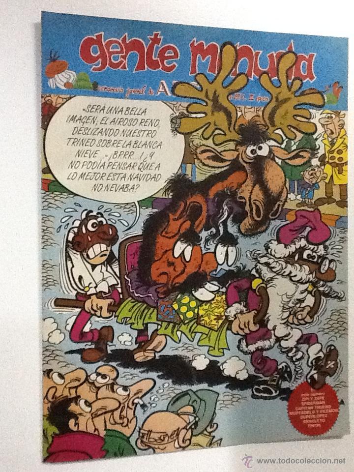 GENTE MENUDA SEMANARIO JUVENIL-ABC-1993-N (Tebeos y Comics - Suplementos de Prensa)