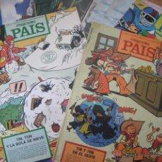 Cómics: PEQUEÑO PAÍS (LOTE VARIOS NÚMEROS - VER DESCRIPCIÓN). Lote 43842157